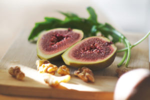 walnuts and figs are calcium rich foods