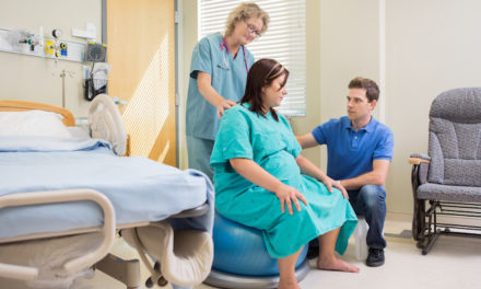 Many options available for managing pain during labor