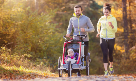 Jogging with Baby: Safety Tips and More
