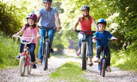 Buying a Family Home? Nearby Greenspace Helps You Raise Happy Kids