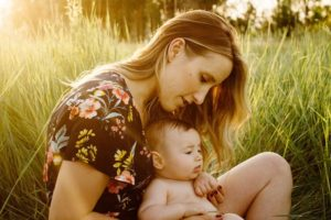 Weight Loss with a Newborn